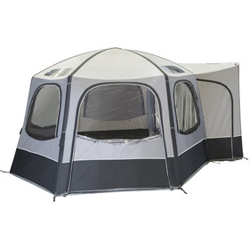 Vango Airhub Hexaway Low Drive Away Awning Cloud Grey